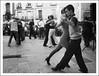 Tango (mist-ika) Tags: españa argentina dance couple dancing pareja zaragoza tango aragon baile milonga