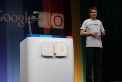 LEGO Mindstorms at Google I/O