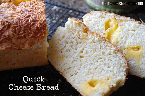 quick cheese bread - Page 313