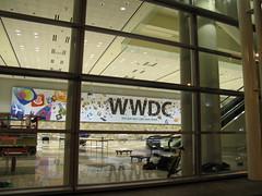 Banners (WWDC 2009) (AdamChandler86) Tags: sanfrancisco apple macintosh wwdc 2009 4g rumors iphone mosconecenterwest worldwidedevelopersconference iphone3g