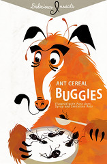 Buggies (Hernn Kirsten) Tags: bug ant cereal insects delicious pure buggies imitation anteater flavored