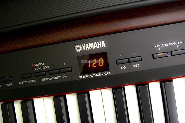 Yamaha P155 P-155 Unbox by hto2008