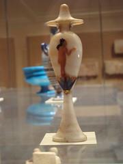 Jar with a Princess (meechmunchie) Tags: ancient egypt revolution egyptian 18thdynasty akhenaten tutankhamen ancientegypt tutankhamun tutankhamon thutmose newkingdom amarna tuthmose talatat akhetaten rammeside atenist egyptiancourt