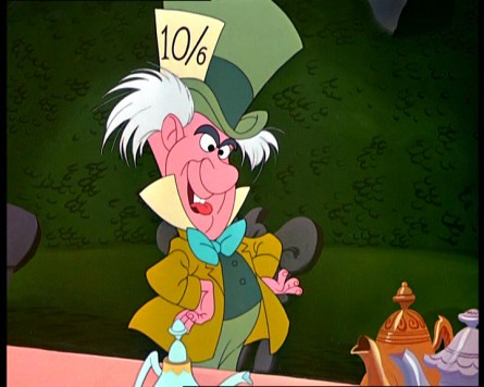 mad hatter inspiration by you.
