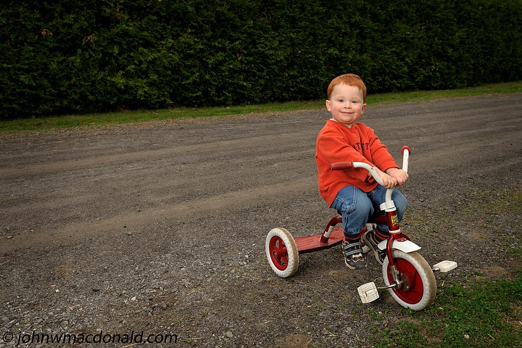 Matthew & Trike