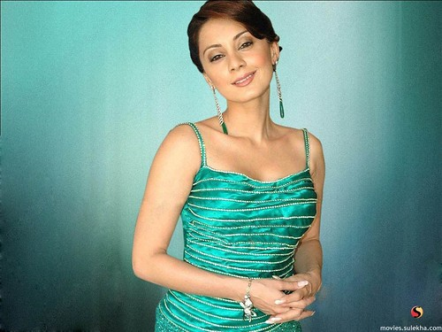 Minissha Lamba in party gown - wallpaper