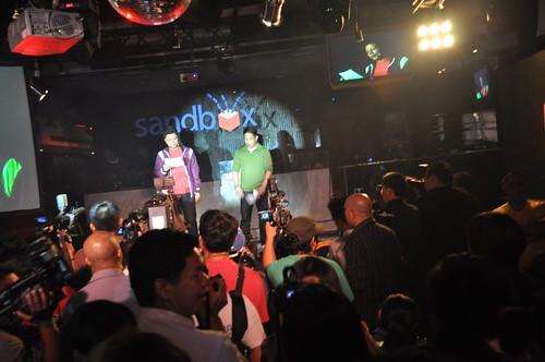 mysandbox launch party 5