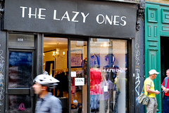 The Lazy Ones, Brick Lane