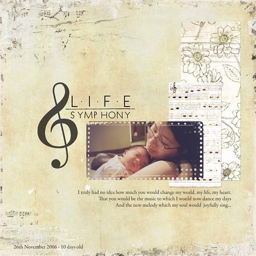 Life-Symphony