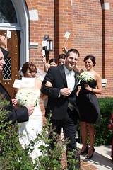Newly Minted Husband and Wife (unit2345) Tags: ohio dublin cari