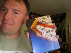 EATBM - Ocean Rain Live CD & DVD.. signed by Mr. Ian McCulloch !! (M@rkec) Tags: me ian post muziek mechelen echoandthebunnymen oceanrain getekend markec ianmccullogh