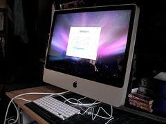 おニューなiMac