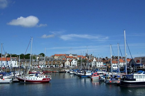 Anstruther boats