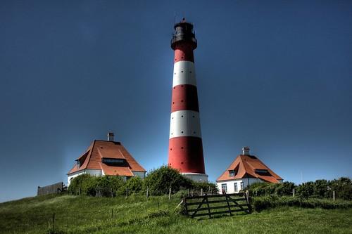 フリー画像| 人工風景| 建造物/建築物| 灯台/ライトハウス| HDR画像| ドイツ風景|      フリー素材|