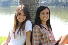 Larissa Marques and Marina Assunção (Danisraposo) Tags: digital marina canon eos rebel larissa 500d t1i