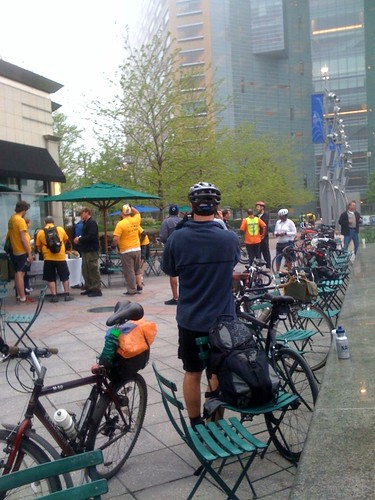 Detroit Ride Your Bike To Work Day - Campus Martius