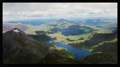 Snowdon - view from summit (Maw*Maw) Tags: