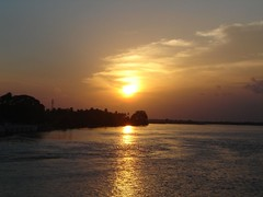 Another view of the sunset (hashcode) Tags: kallanai