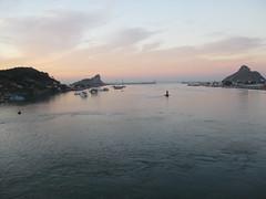 Mazatlan Harbor at Dawn