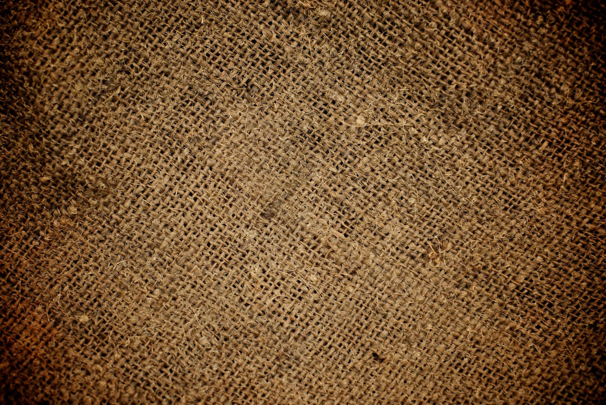 brown burlap texture background - photo #13