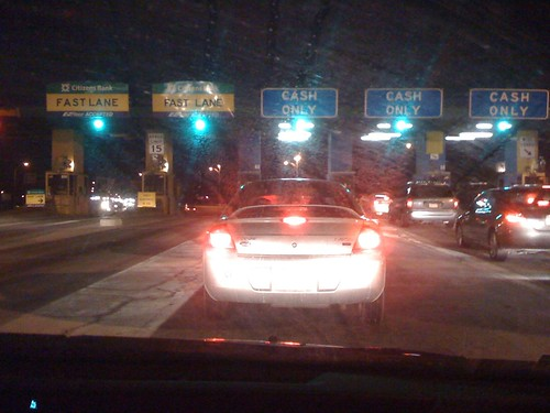 Sales funnel toll booth