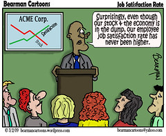 Bearman Cartoon Job Satisfaction