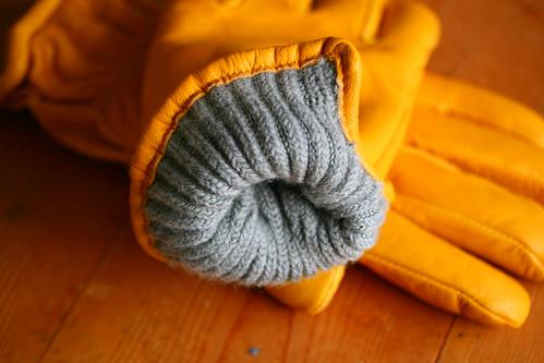 Merino Wool Interior - Filson Gloves