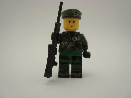 Custom Minifig trooper