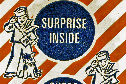 Surprise Inside by hermanturnip.