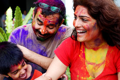 Happy Holi!! (divya babu) Tags: family colour happiness holi