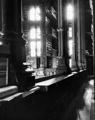 Main Hall (Public Library of Cincinnati & Hamilton County) Tags: cincinnati library 1950s oldmain mainhall alcoves