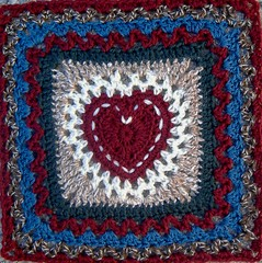 centre heart square