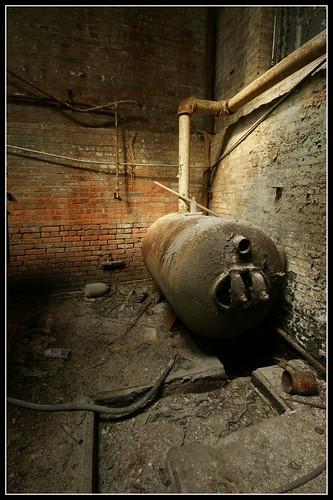 Solitary Boiler