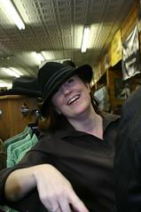 AllHat Tweetup - Allen's Boots - Erin Kotecki Vest