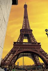 6562 - Eiffel tower Paris France  * * * * *法国巴黎埃菲尔铁塔 * エッフェル塔、パリ、フランス* 에펠탑, 파리, 프랑스 *Eyfel Kulesi, Paris, Fransa *Tour  Eiffel over 25 000 views