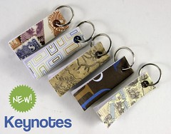 New! Keynotes & Matching Journals