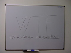 whiteboard!