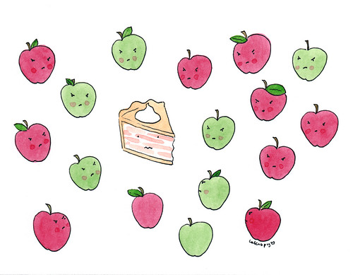 Apples Vs Pie