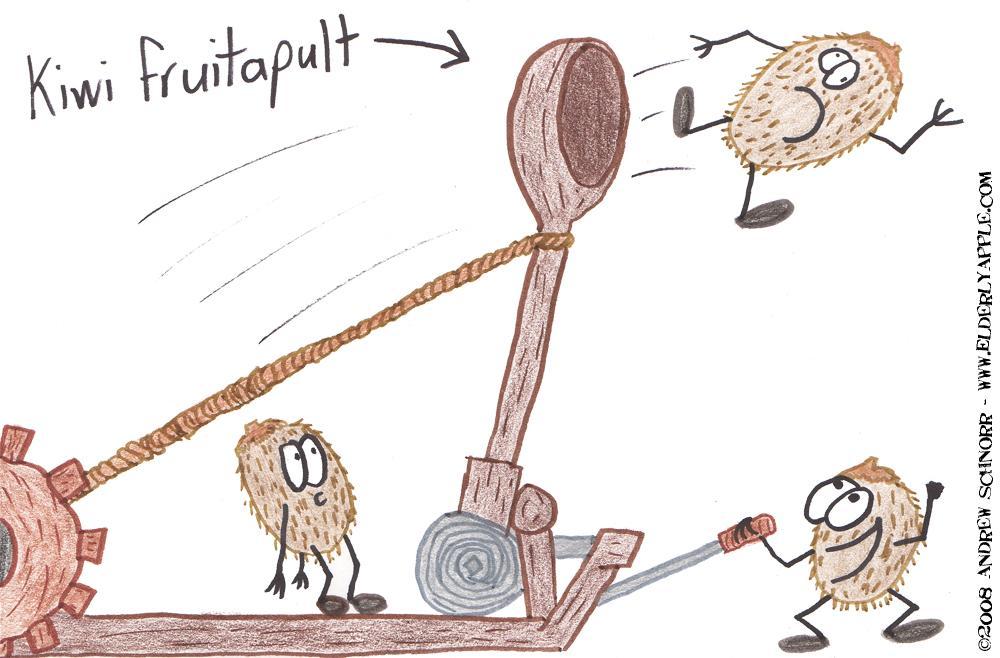Kiwi Catapult