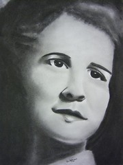 Theresa Richardson (adamsart) Tags: portraits drawings charcoal charcoaldrawings theresarichardson theresarrichardson theresarherouxrichardson