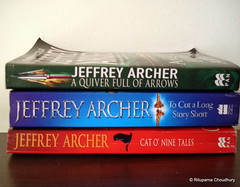 Mar 09 Jeffrey Archer's Short Stories (black_coffee_blue_jeans) Tags: reading book reader review books bookshelf hobby read shelf cover short jeffrey covers bookcover hobbies archer stories bookshelves shelves bookcovers reviews shortstories bookreview jeffreyarcher bookreviews aquiverfullofarrows catoninetales bookslibroslivros tocutalongstoryshort