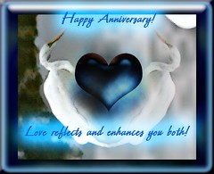 HAPPY ANNIVERSARY BECKIE!!!! (fantartsy JJ *2013 year of LOVE!*) Tags: friends blessings happybirthday hugs lovecelebrations anniversarygreetingcard