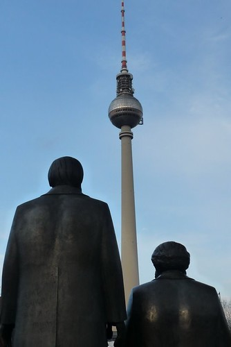 3427892435 f7f2643edb I Spy (Alexander Platz TV Tower  Berlin)
