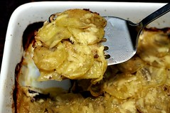 Simple Potato Gratin