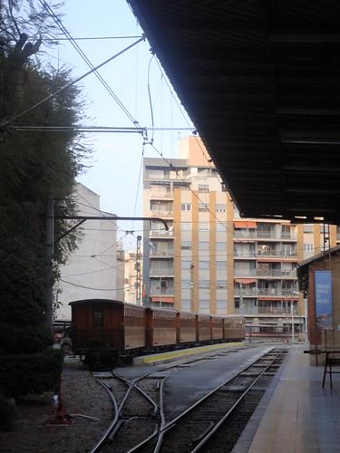 SOLLER TRAIN - the train