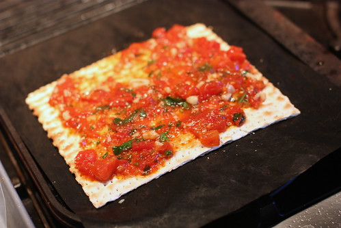 Matzah Pizza of Affliction by you.
