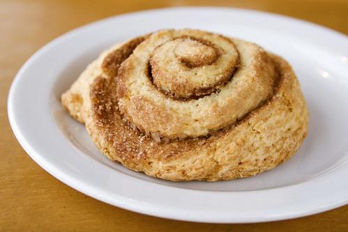 cinnamon cookie thing