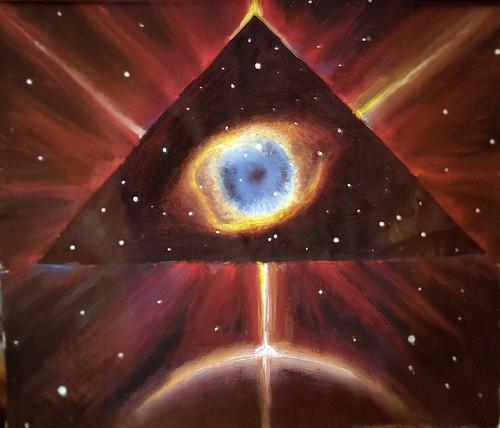 God's eye nebula