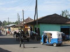 Minibus Ethiopia