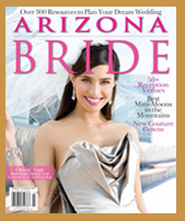 Arizona Bride Magazine Spring 2009